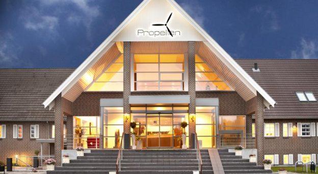 Hotel Propellen Billund | Hoteller Billund